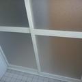 鹿児島市城山:軽いドアで開け閉めが楽々♪ 浴室ドアの交換