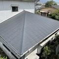 屋根葺き替え工事(台風災害)